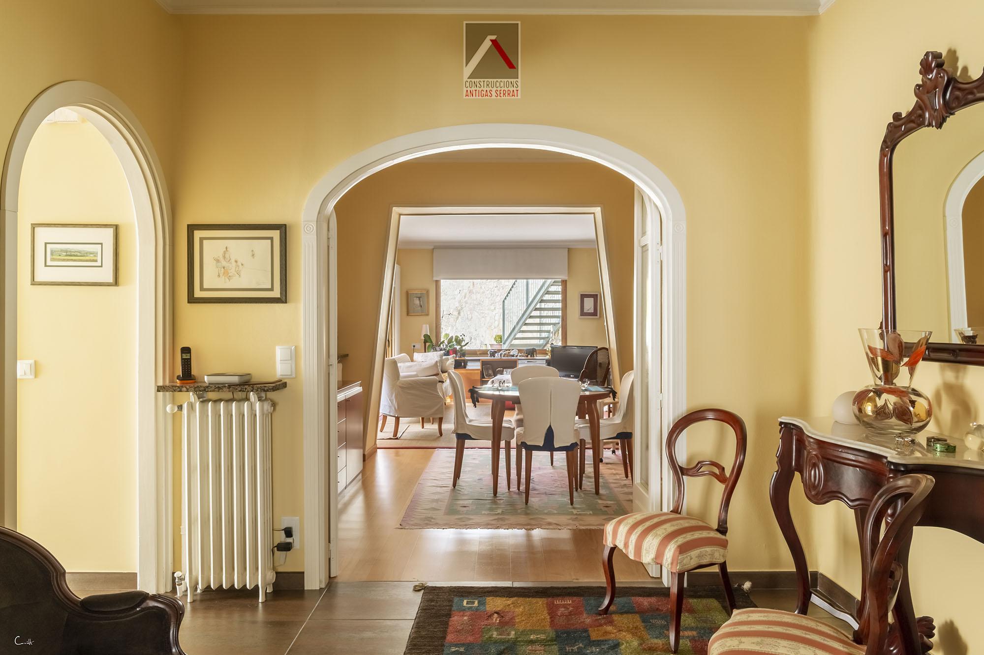 Reforma casa familiar a Ripoll